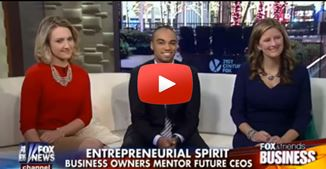 CEO students on Fox & Friends
