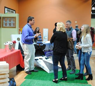 CEO program hosts year-end trade show