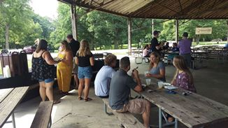 Christian County CEO Alum and New Students Get Together  for Saturday Brunch