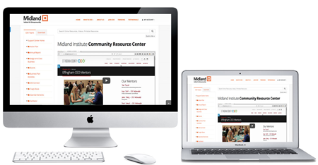Midland Institute Community Resource Center