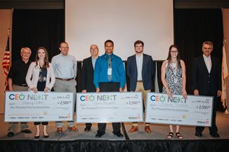 Helping High-School Entrepreneurs Flourish: HBM Participates in Midland Institute's CEONext National Trade Show