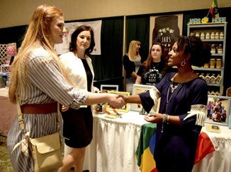 Region hosts students at National CEO Trade Show