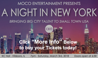 Tickets Remain for Saturday CEO Show