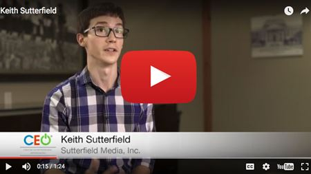 Keith Sutterfield gives a testimonial about CEO