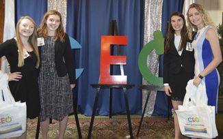 Getting the CEO Experience: Students and business leaders come together for conference